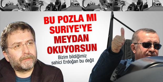 Ahmet Hakan'dan Erdoğan'a Hürkuş eleştirisi