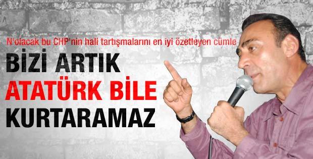 Berhan Şimşek: CHP'yi Atatürk bile kurtaramaz