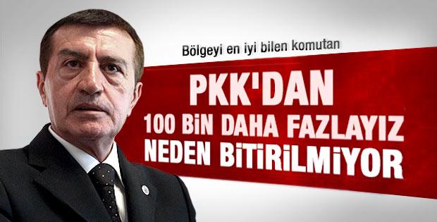 Osman Pamukoğlu: O karakol sınırda değil