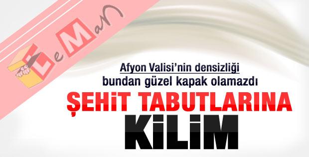 Türkiye'nin konuştuğu vali Leman'ın kapağında