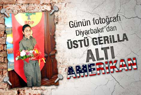 Diyarbakır'da bir garip 23 Nisan kutlaması