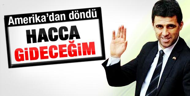 Hakan Şükür Meclis'te
