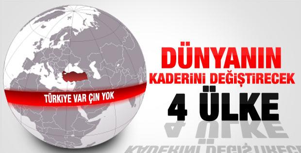 ABD düşünce kuruluşu: Türkiye salıncak 4 ülkeden biri