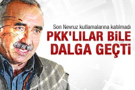 Murat Karayılan PKK'lıların alay konusu oldu