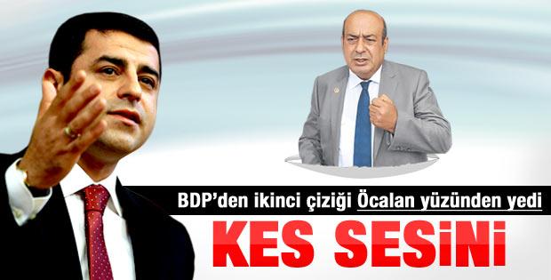 BDP'den Hasip Kaplan'a bir tepki daha