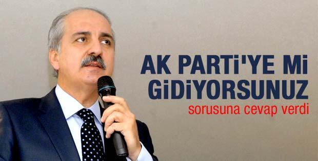 Numan Kurtulmuş'tan AK Parti iddialarına açıklama