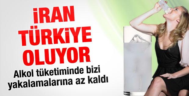 Türkiye'de alkol tüketim oranı arttı