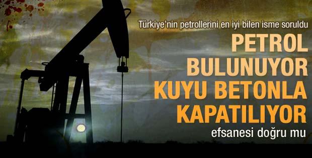 TPAO: Karadeniz'de petrol var