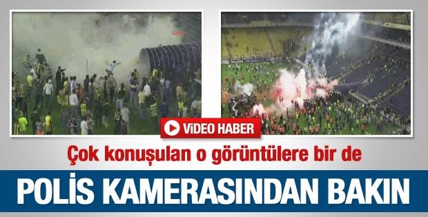 Polis kamerasından Kadıköy'deki o anlar