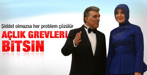 Abdullah Gül'den önemli açıklamalar