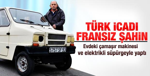 Fransızları şaşkına çeviren Türk mucit