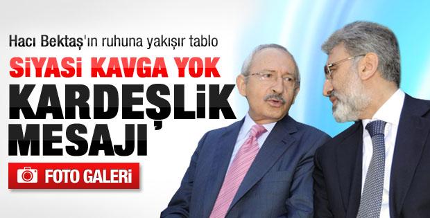 Kemal Kılıçdaroğlu'nun Hacıbektaş konuşması