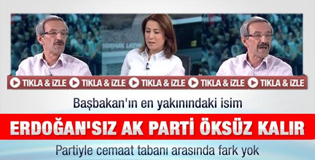 Hüseyin Besli: Erdoğan'sız AK Parti öksüz kalır