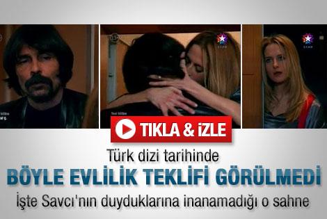 Behzat Ç'de ilginç evlenme teklifi - Video
