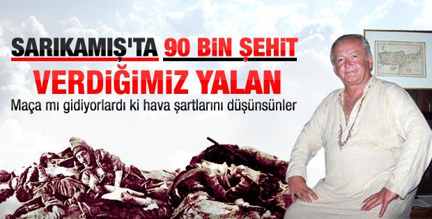Enver Paşa'nın torunu Osman Mayatepek dedesini savundu