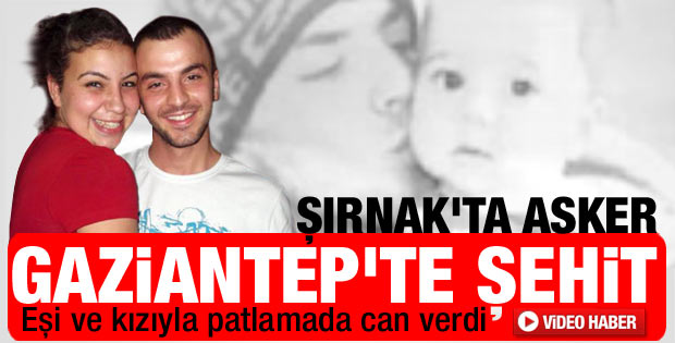 Gaziantep'teki saldırıda can yakan detay