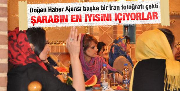 İran'ın öteki yüzü: Şarabın en iyisini içiyorlar