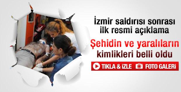 İzmir Valisi şehit sayısını açıkladı