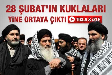 Aczimendi grubu 28 Şubat'a müdahil olmak için Ankara'da