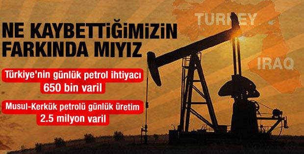 İsmet Berkan yazdı: PKK petrol K. Irak Suriye denklemi