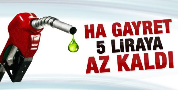 Dünyanın en pahalı benzinini kullanıyoruz