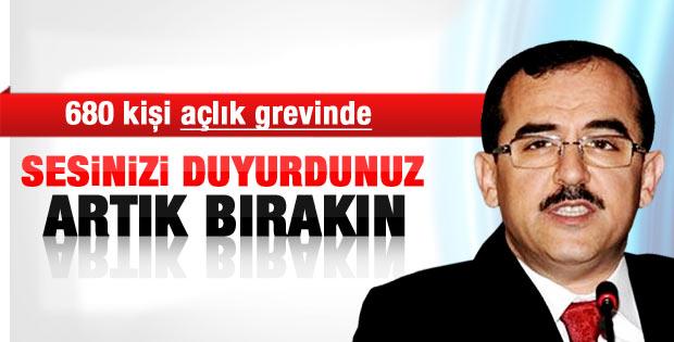 Adalet Bakanı'ndan cezaevlerinde açlık grevi açıklaması