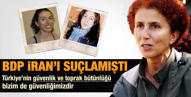 3 PKK'lı kadının öldürülmesiyle ilgili İran'dan açıklama