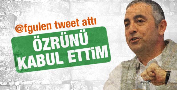 Fethullah Gülen Ergun Babahan'ı affetti mi