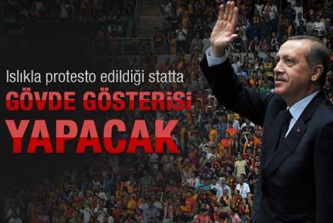 AK Parti 52 bin kişilik statta kongre yapacak