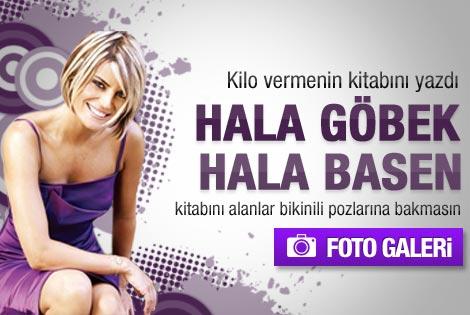 Ece Vahapoğlu'ndan yılın ilk bikini şovu