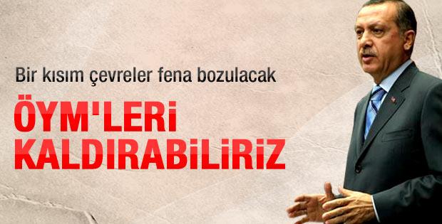 Erdoğan'dan CMK 250 açıklaması