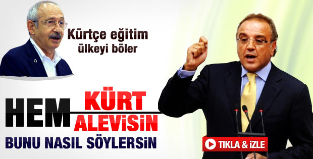 Sırrı Sakık'tan Kılıçdaroğlu'na Kürtçe eğitim tepkisi
