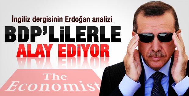 Economist: Erdoğan açlık grevi yapanlarla dalga geçti