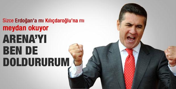 Mustafa Sarıgül AK Parti'ye meydan okudu