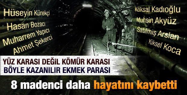 Zonguldak'ta madende gaz kaçağı