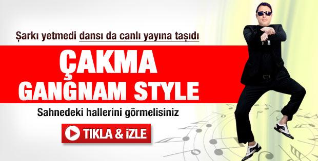 Atilla Taş Yam Yam Style'ı Beyaz Show'a taşıdı - izle