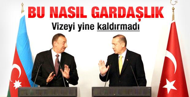 Aliyev ve Erdoğan'dan ortak basın açıklaması