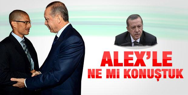 Erdoğan'ın Bakü'de yaptığı basın toplantısı
