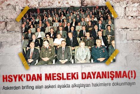 HSYK: 28 Şubat dönemi savcıları soruşturulmayacak