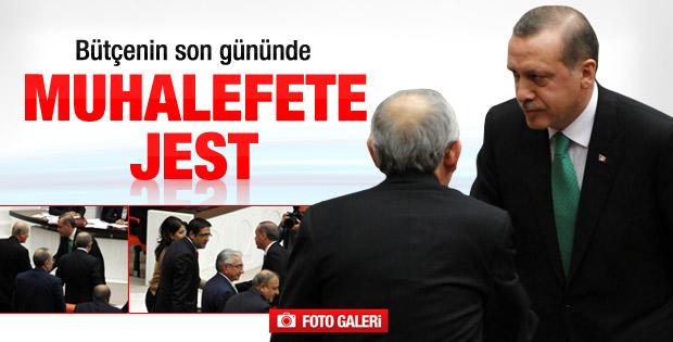 Erdoğan'dan muhalefete bütçe jesti - Galeri