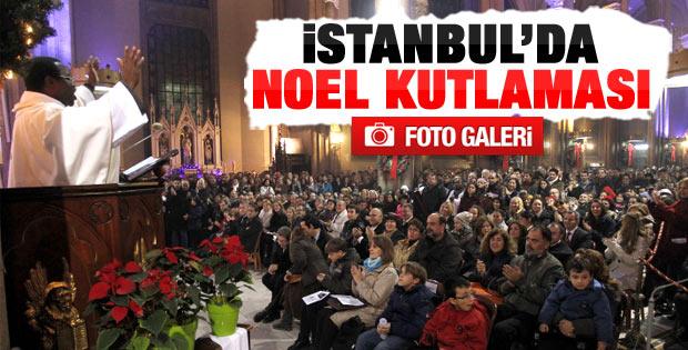 İstanbul'da Noel kutlamaları