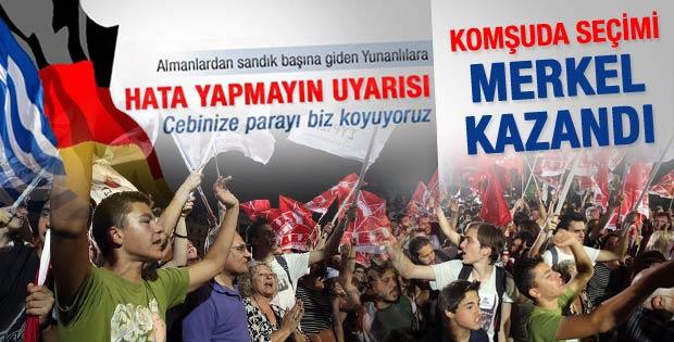 Yunanistan'da bu kez koalisyon kurulacak