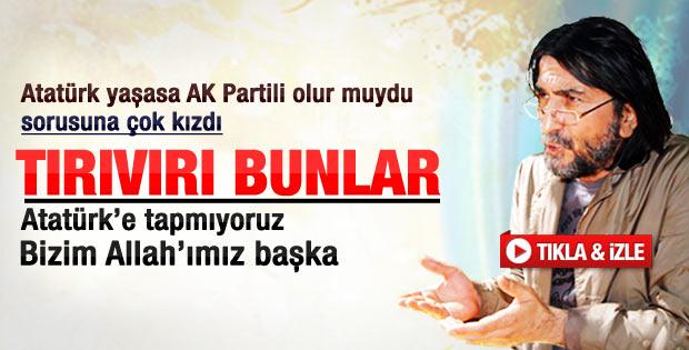 Atatürk yaşasaydı AK Partili olur muydu - Video