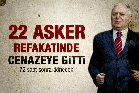 Haberal Zonguldak'a gitti