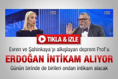 Celal Şengör: Erdoğan'dan da intikam alacaklar