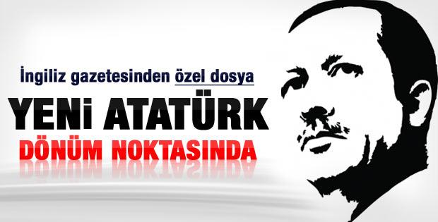 Guardian: Yeni Atatürk Erdoğan dönüm noktasında