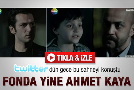 Suskunlar'da yine Ahmet Kaya şarkısı - izle