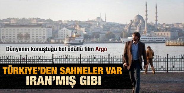 Altın Küre'nin bol ödüllü filmi Argo hakkında