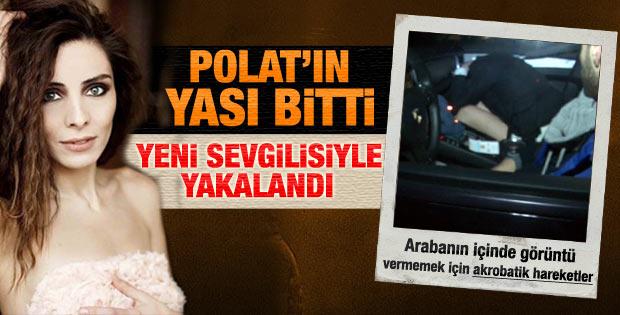 Nur Fettahoğlu yeni sevgilisi Gökhan Niya'yla yakalandı