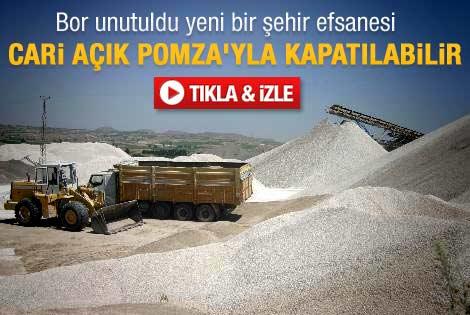 Türkiye'nin en değerli madeni: Pomza